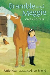 Bramble and Maggie