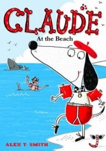 Claude at the Beach