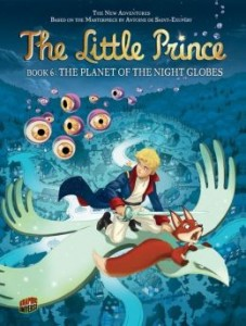 Little Prince Planet of Night Globes